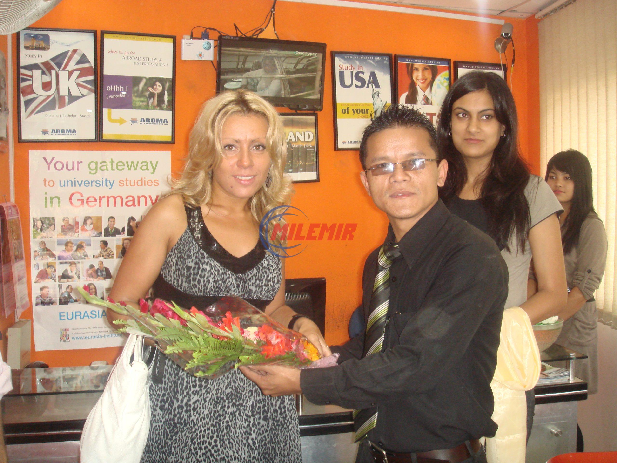 SEMINAR IN NEPAL
